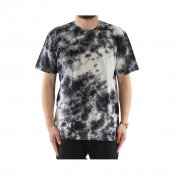 HUF Crystal Wash Tee, Black