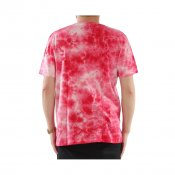 HUF Crystal Wash Tee, Red