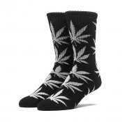 HUF Glow In The Dark Plantlife Sock, Black