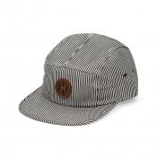 HUF Hickory 5-panel Volley, Black