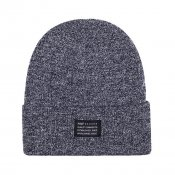 HUF Mixed Yarn Beanie, Navy