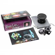 Lomography 20mm Diana F+ Fisheye Lens