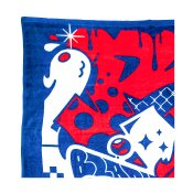 Montana Cans x MOST Beach Towel, Red White Blue