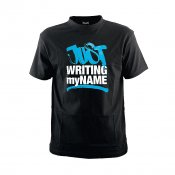 Montana Just Writing My Name T-Shirt
