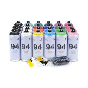 MTN 94 Colour Pack 24, Set A