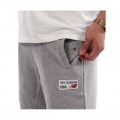 New Balance PA Fleece Pant, Grey