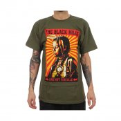 Obey Black Hills Are Not For Sale Tee