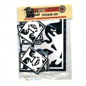 Obey Sticker Set, Icon