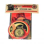 Obey Sticker Set