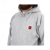 ONLY Messenger Hoody, Heather Grey