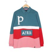 Parra Meadows Rugby Shirt, Multi