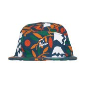 Parra Still Life With Plant 5-Panel Cap, Multi