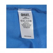 Qhuit Invisible Tee, Blue