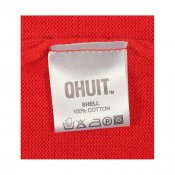 Qhuit Yul Crew Neck, Red