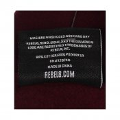 Rebel8 Worldwide Domination Zip, Burgundy