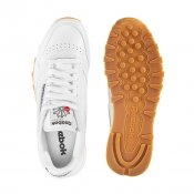 Reebok CL Leather ( 49799 ), White Gum