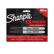Sharpie Extreme Black, 2set
