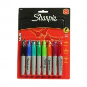 Sharpie Mini Fine point, 8set