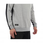 The Quiet Life 2 Faced Jackson Crew, Grey Black