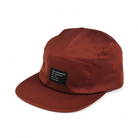 Stussy Sateen Camp 5-Panel Cap 8e3f3553d7f