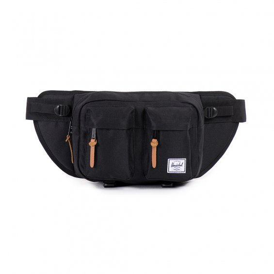 Herschel Supply Eighteen Hip Pack, Black