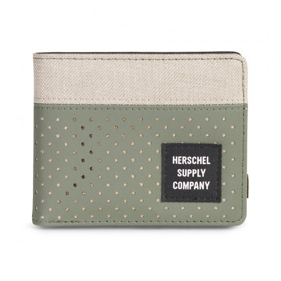 Herschel Supply Roy RFID, Light Khaki CrossH Aspect