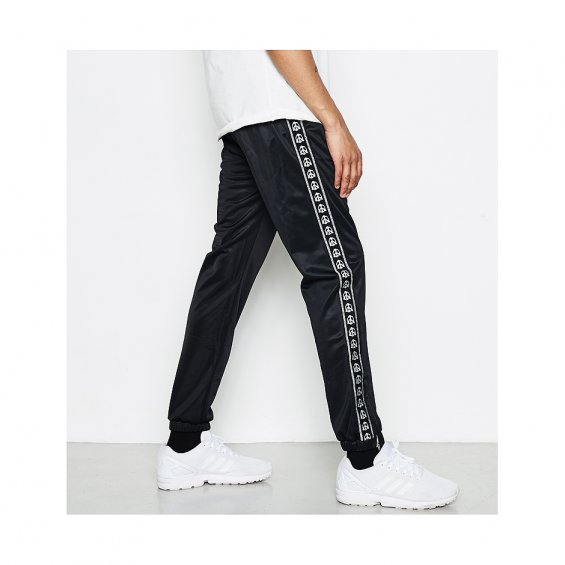 New Black Kling Trackpants, Black