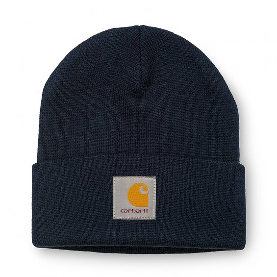 Carhartt Short Watch Hat, Navy