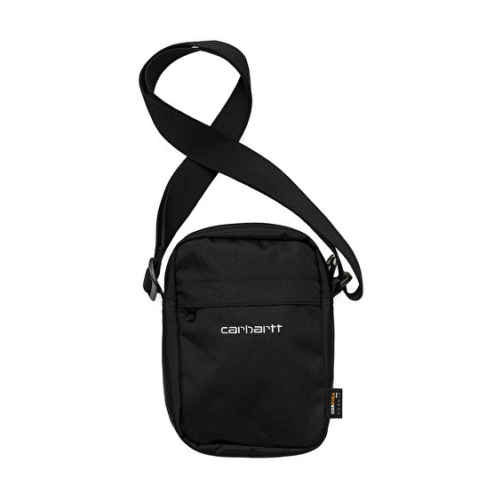 Carhartt  Payton Shoulder Pouch, Black / White