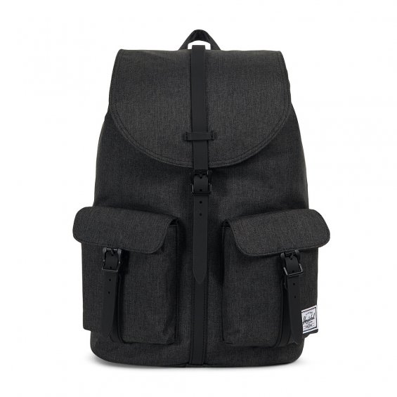 Herschel Supply Dawson Backpack, Black Cross H Black