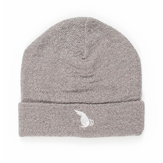 Parra racing goose beanie, Grey
