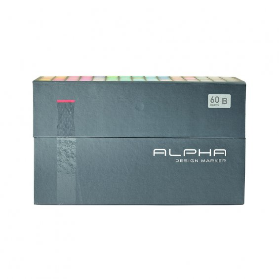 Alpha Design Marker 60set B