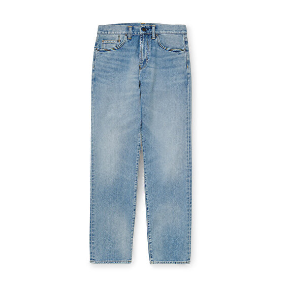 Carhartt Pontiac Pant, Blue light used wash