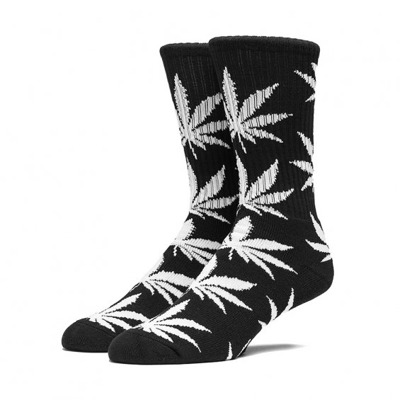 HUF Plantlife Socks, Black