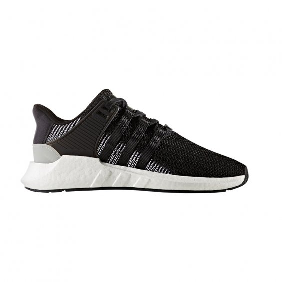Adidas EQT Support 93/17 Shoes, C Black White
