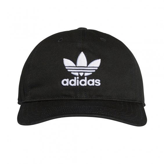 Adidas Originals Trefoil Cap, Black