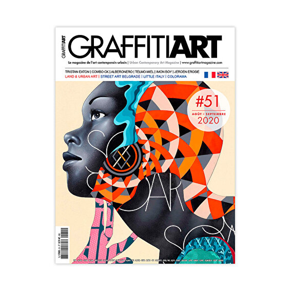Graffiti Art Magazine 51
