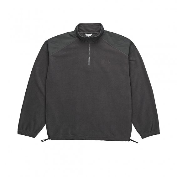 Polar Skate Lightweight Fleece Pullover, Graphite