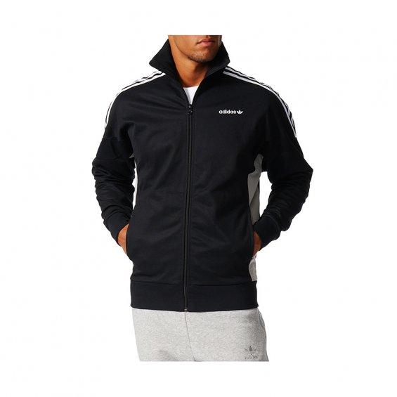 Adidas Originals CLR84 Track Top, Black White