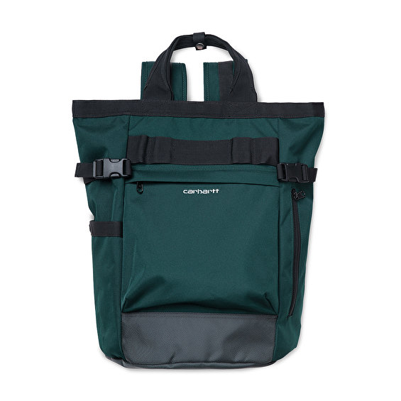 Carhartt Payton Carrier Backpack, Duck Bl Blksmith Wh