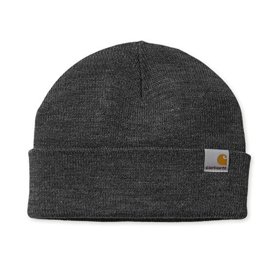 Carhartt Stratus Hat Low, Dark Heather Grey