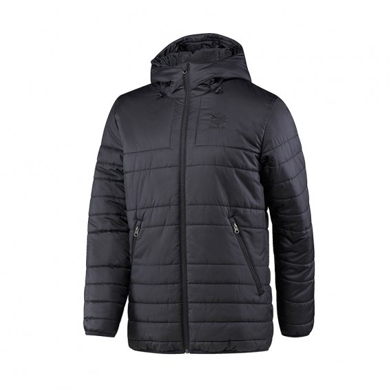 Reebok F Short Mid Jacket, Black