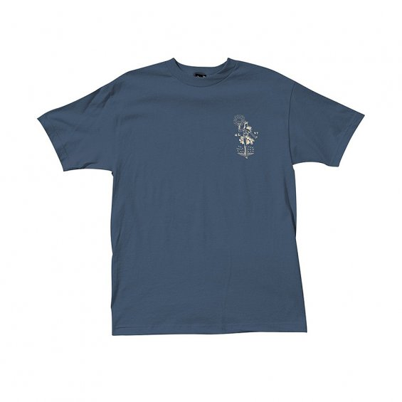 The Quiet Life Lady liberty Tee, H Blue