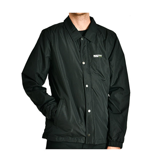 Montana Cans Coach Jacket, Black