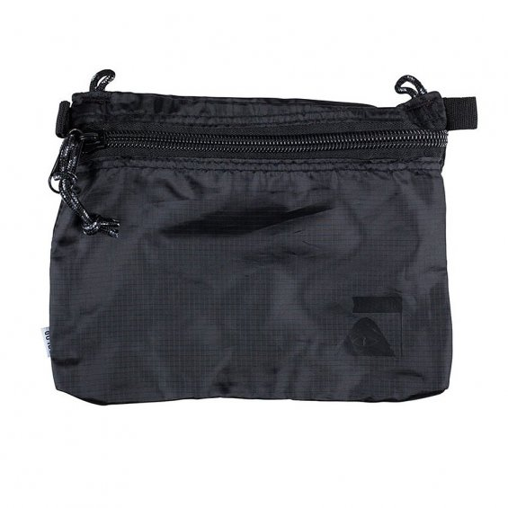 Poler Stuff Biggie Stuffable Pouch, Black