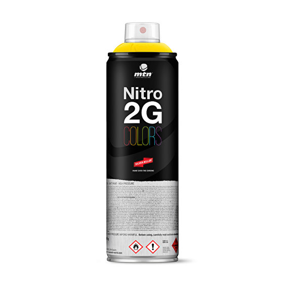 MTN Nitro 2G Colors 500ml