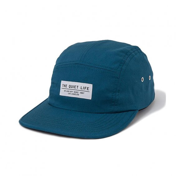 The Quiet Life Foundation 5-Panel, Carribbean Blue