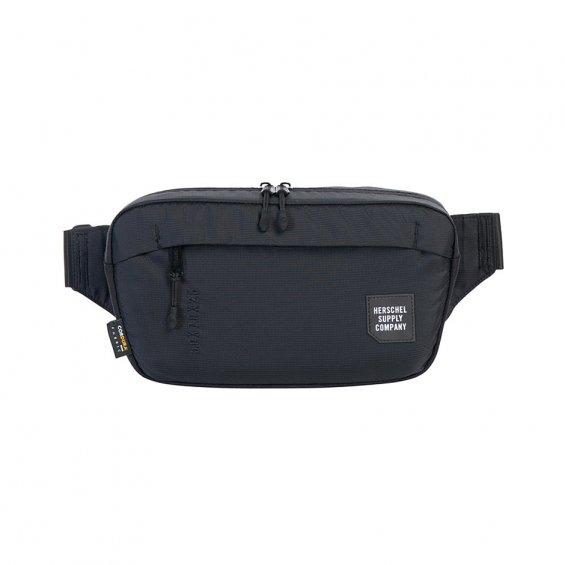 Herschel Supply Tour Hip Pack Medium, Black