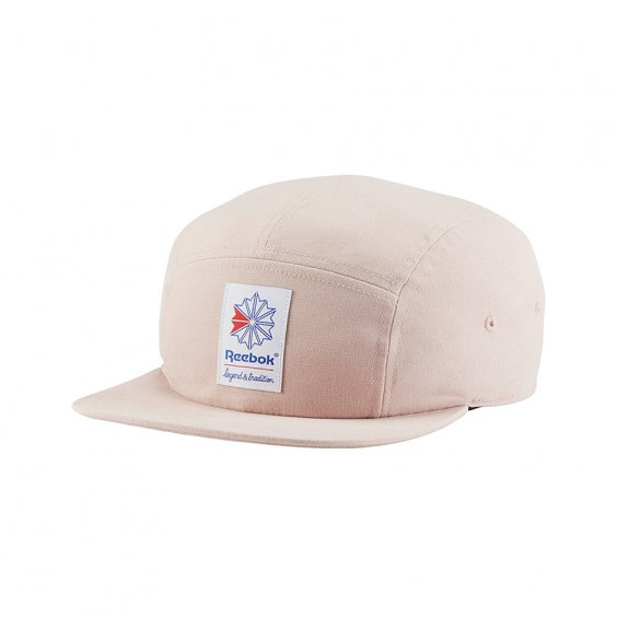 Reebok CL FO 5-Panel Cap, Pink