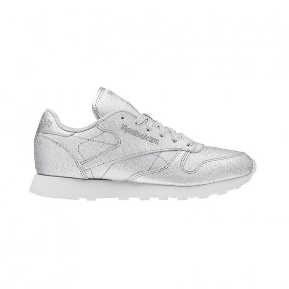 Reebok W CL Leather Diamond, Silver
